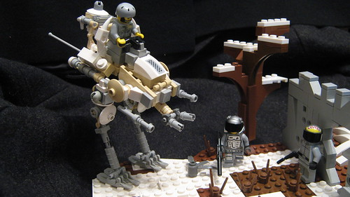 The HX400 Scout Walker