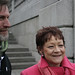 Grant Smith and Baroness Ludford MEP