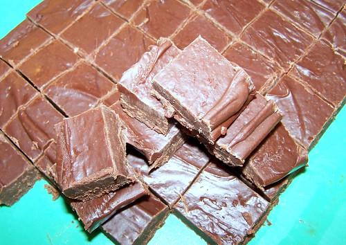 WW Chocolate Marshmallow Fudge