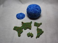 "Crochet  ""Hello,World"" 20100128_01"