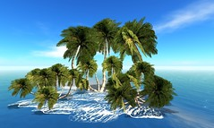 Moketti - Out of Sim Decor - Satellite Island n.3 ( TORLEY ) Tags: water palms island satellite decor sim n3 secondlife:y=238 secondlife:z=28 secondlife:x=252 secondlife:resident=torleylinden mixoom moketti secondlife:region=serenamarbella