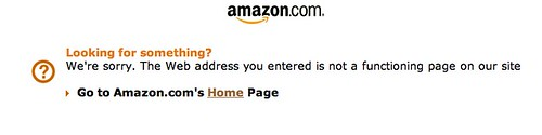Looking for Something? Amazon's response tp a query for the Kindle edition of my Year's Best Fantasy
