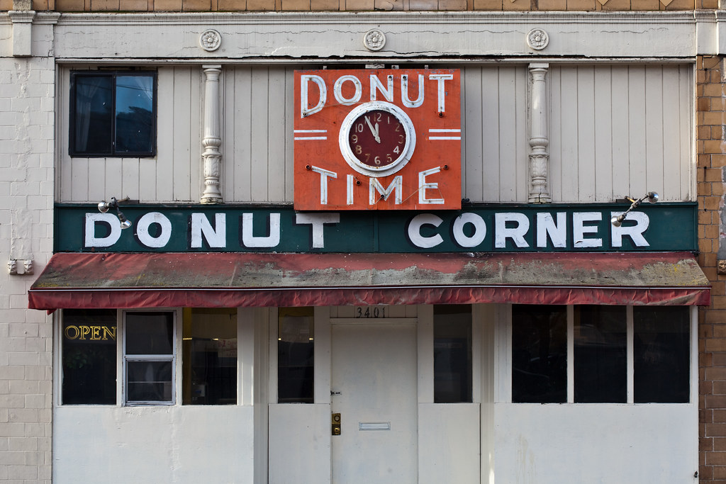 Donut Time Donut Corner