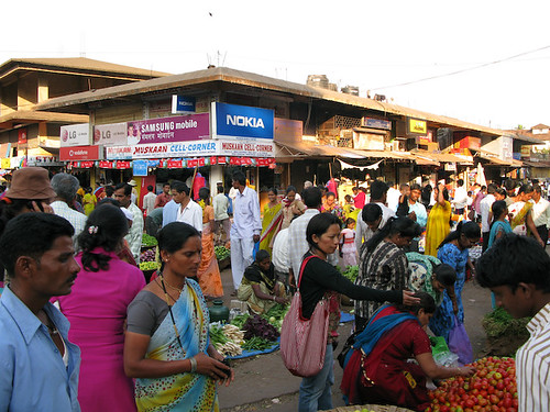 The Mapusa Market