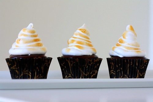 MSC S'Mores Cupcakes