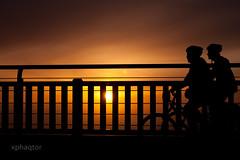 Happy Valentines Day! (xphaqtor) Tags: sunset love couples goldengatebridge utata outsourcing sooc mywifehazskillztoo iwishshewoulddrivesometime goodjoblove