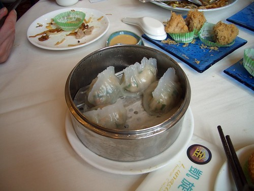 Lunasia pork dumplings