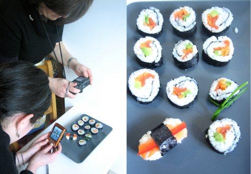 Sushi Shooting