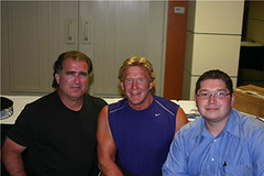2008_KSUFR_Mike_Patton_Kevin_&_son_Steven (KevinSaunders7) Tags: sports president explosion possible chairman obama nominees paralympics nominee motivationalspeaker paralympian nominated rolemodel kevinsaunders wheelchairathlete overcomingadversity businessspeaker schoolspeaker corporatespeaker christianspeaker motivationalcoach presidentsfitnesscouncil yeasyoucan wheelchairspeaker associationsspeaker inspirationalathlete famousdisabledathlete safetyspeaker corporatesafetyspeaker worldchampionwheelchairathlete fitnesscouncil chairmanoffitnesscouncil possiblenominees choicesforpresident considerationsforchairman presidentscouncilonphysicalfitnesssports presidentsselectionsforfitnesscouncil obamasfitnesscouncil