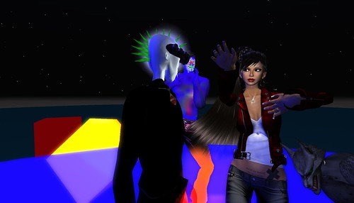 mr widget, xavier, raftwet at musik haus