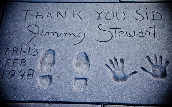 Jimmy Stewart - L.A