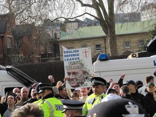 EDL protestors 5066