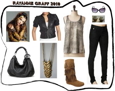 Rayanne Graff 2010