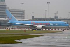 G-OBYI - 29138 - Thomson Airways - Boeing 767-304ER - Manchester - 081126 - Steven Gray - IMG_2646