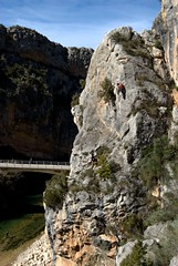 Santa Ana climbers
