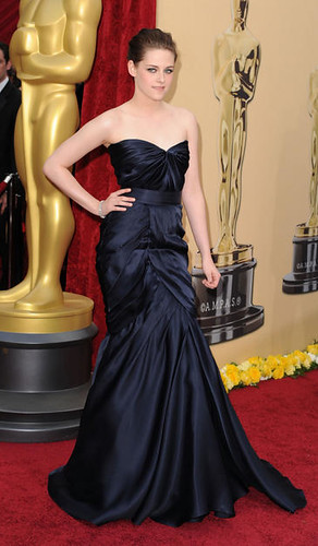 Kristen Stewart at the 82nd Annual Academy Awards
