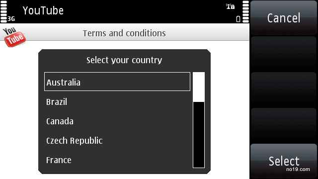 Select Your Country - Screenshot0095