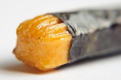 Some macro experiments: Rice Cracker (Werner Kunz) Tags: food macro closeup photoshop nikon small wideangle tiny narrow nikond90 werkunz1