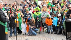 St Patricks Day Parade in Oslo 2010 #16