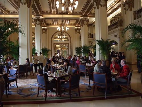 半島酒店 下午茶