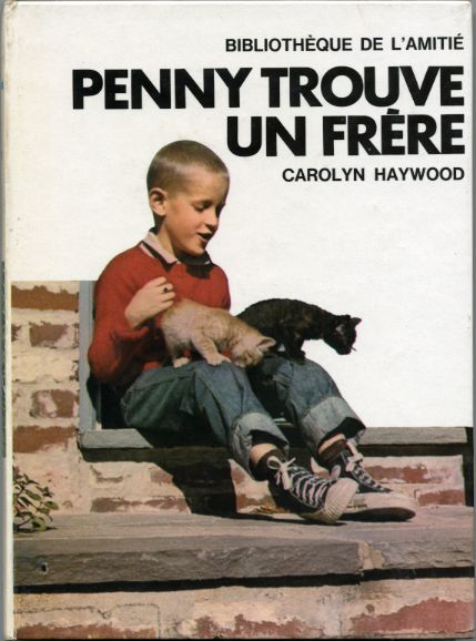 Penny trouve un frère, by Carolyn HAYWOOD