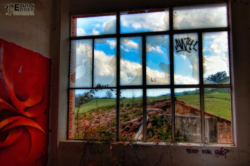La ventana - atrapado en el seminario