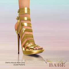 Stiletto Moody Bare Lana  (Gold Patent) (Stiletto Moody) Tags: leather fetish kid toe heart boots nails secondlife zipper sandal booties patentleather toenails strappy patent moodys winter2010 stilettomoody stilettomoodyshoes impossiblyhighheels impossiblyhipheels badseedredsole sculptedfoot sculptedfootinshoe sculptedtoes impossiblybeautifulfeet barecfoot barefootinshoe stilettomoodywinter2010 sculptedbooties stilettomoodybarelana