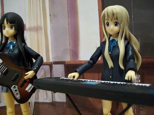 Mugi and Mio