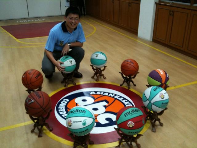FIBA Asia Headquarters