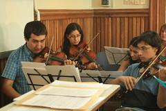 (Orquesta Estudiantil UC) Tags: ensayos