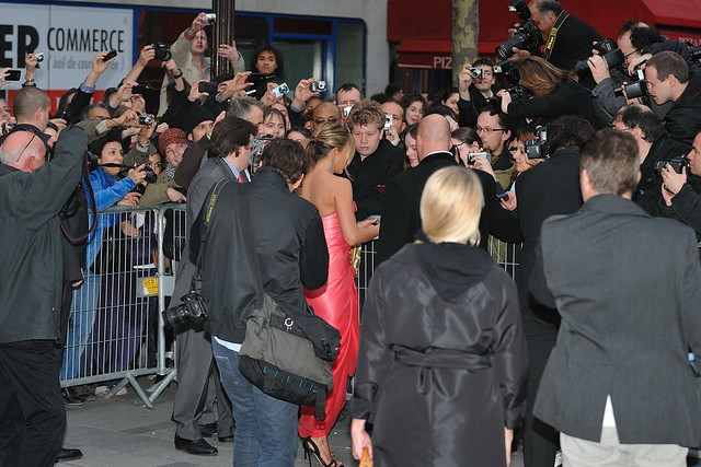 French Premiere of 'The Bounty Hunter', March 2010 by nicogenin