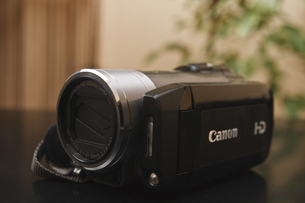 Canon Legria HF 200
