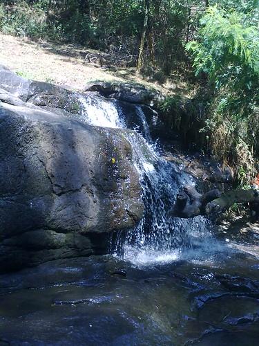 Vattakkanal falls - Kodaikanal