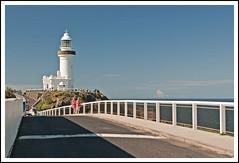(dtmateojr) Tags: lighthouse seascape architecture landscape sony australia queensland byronbay cpl capebyron a700 dtmateojr