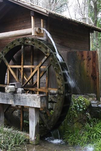 水車 Water mill