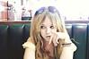 (yyellowbird) Tags: girl sunglasses nashville heart bored diner cari thxjon kindofpointlesstojustuploadapictureofmyfacebutohwell