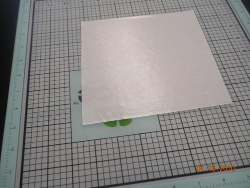 Stenciling w/ the SLICE