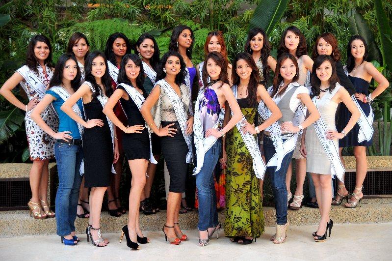 Ms Universe Msia 2010