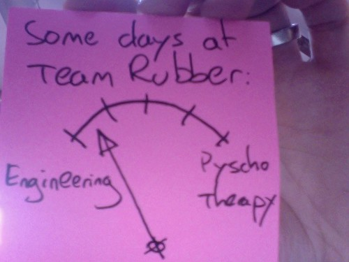 4557577667 85f8cfc662 Life at Team Rubber #49123
