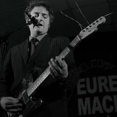 Scaramanga Six - Paul Morricone 02 - Brudenell Leeds - 27th May 2011 (UnholyRacket) Tags: concert leeds gigs brudenell brudenellsocialclub morricone scaramangasix scaramanga eos7d