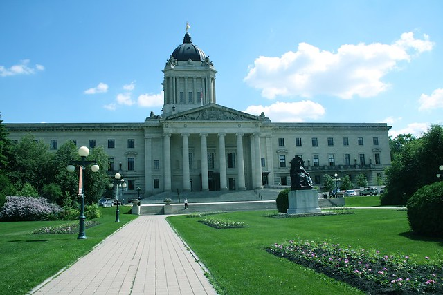 The Legislative Assembly of Manitoba.