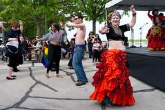 Belly Dancers (wrokic) Tags: bellydancers zaftig rubenesque leicax1