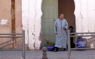 Marrakesh mornings . . .