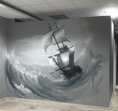 barco homeward 2