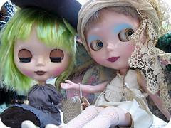 "Griffith Park Blythe Meet - ""Fake friends aren't all bad!"""