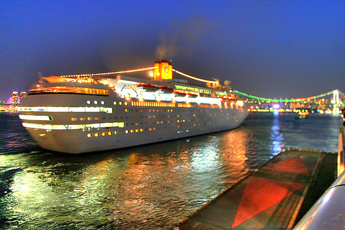 Cruise Ship HDR - 44