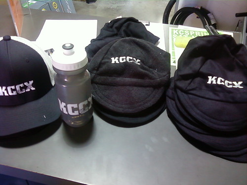 KCCX gear sale