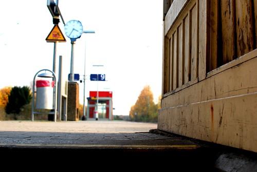 Rauchfrei Bahnhofsidylle 10 picture photo bild