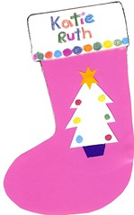 Xmas stocking design!