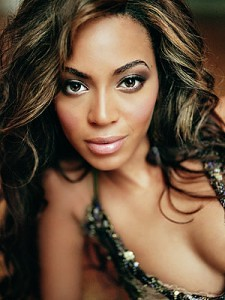 Professional Makeup Application - Beyonce Knowles